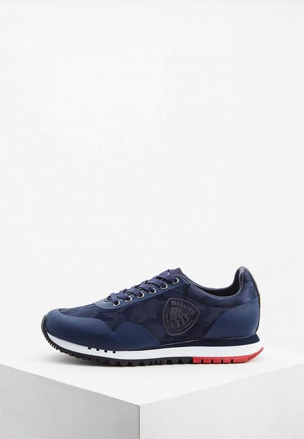 Кроссовки Blauer Blauer BL654AMEJAD0 blauer палантин