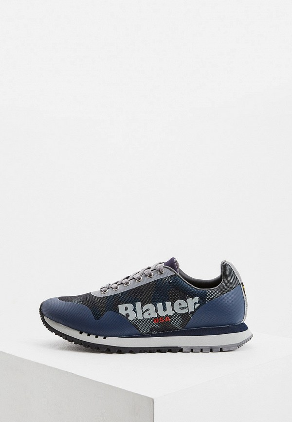 Кроссовки Blauer Blauer BL654AMFPJH0 цена 2017