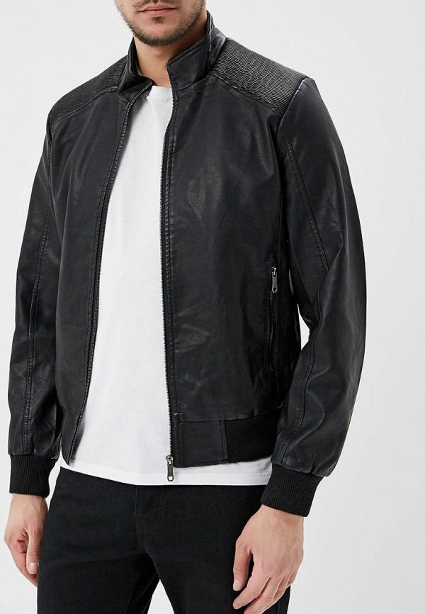Купить Куртка кожаная B.Men, bm001emaqbf4, черный, Весна-лето 2018