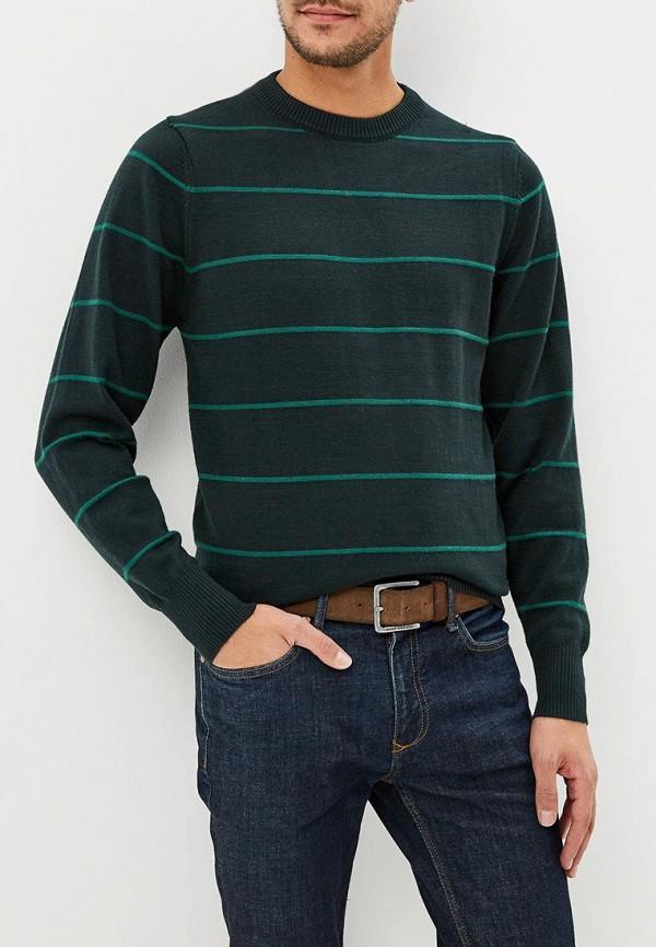 мужской джемпер b.men, зеленый
