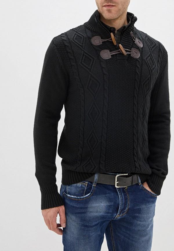 мужской свитер b.men, черный