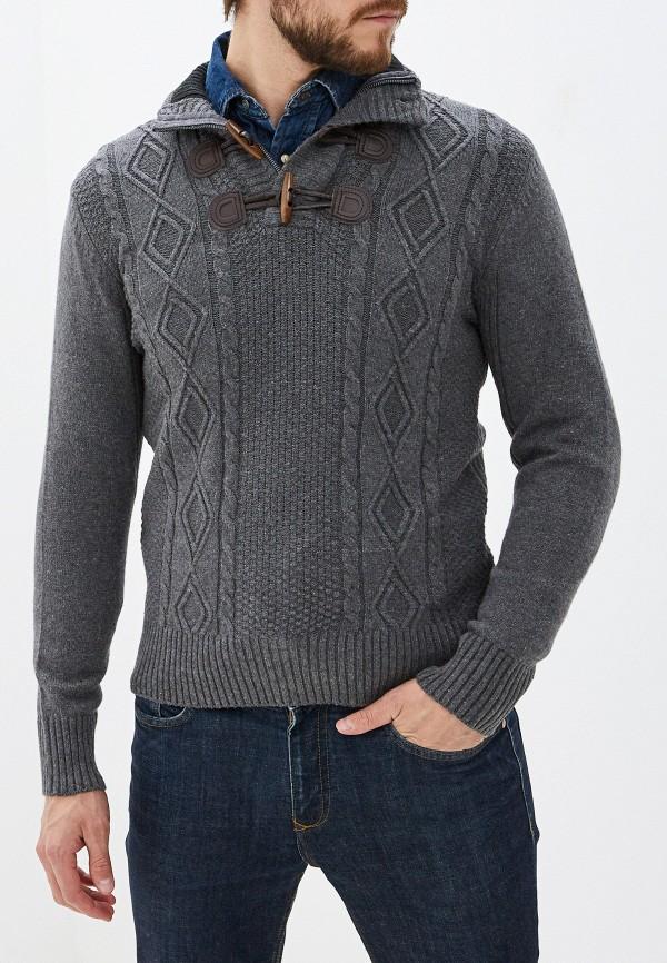 мужской свитер b.men, серый