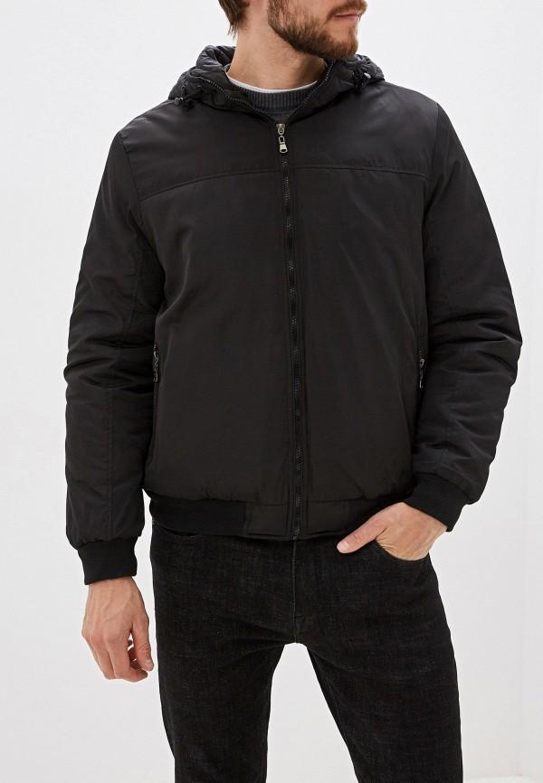 мужская куртка b.men, черная