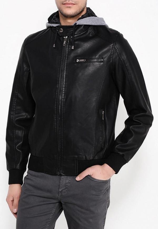 Куртка кожаная BMen BMen BM001EMRHZ31