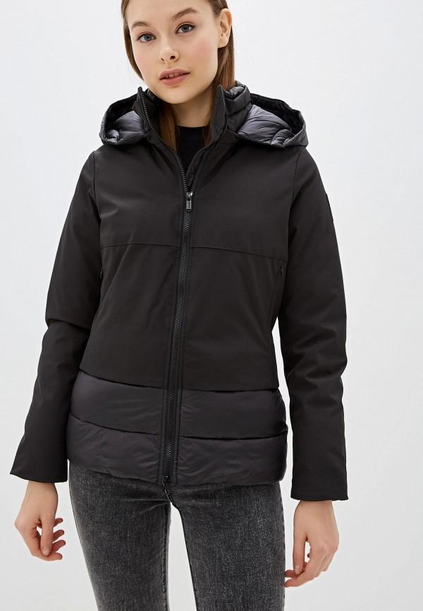 женская куртка bomboogie, черная