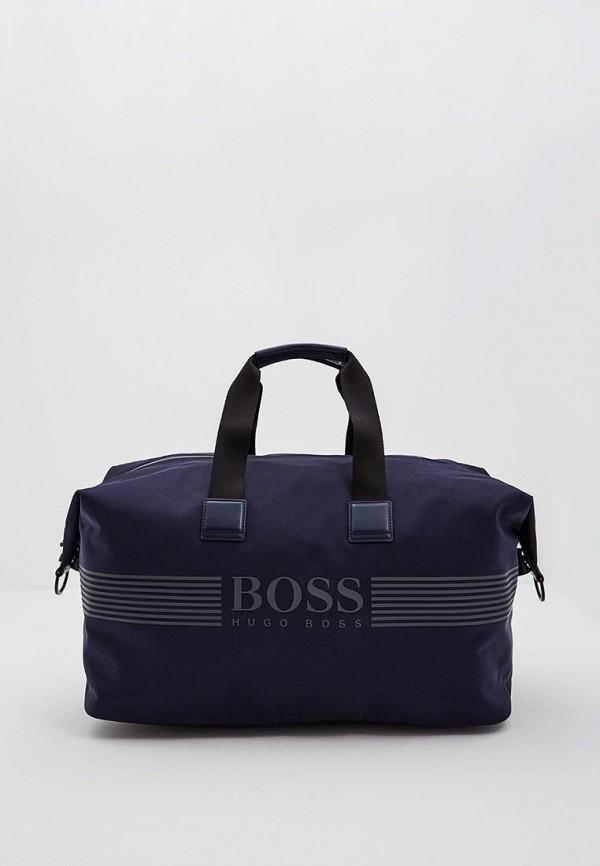 лучшая цена Сумка дорожная Boss Hugo Boss Boss Hugo Boss BO010BMDCWJ7