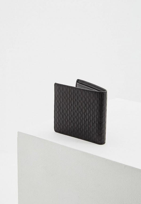 Фото 2 - мужской кошелек или портмоне Boss черного цвета