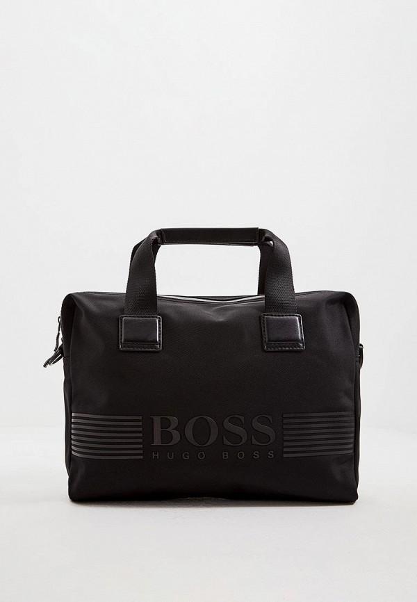 лучшая цена Сумка Boss Hugo Boss Boss Hugo Boss BO010BMFDIQ6