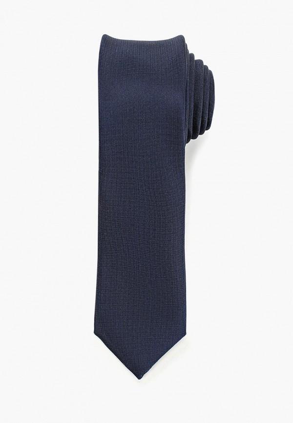 мужские галстуки и бабочки hugo boss, синие
