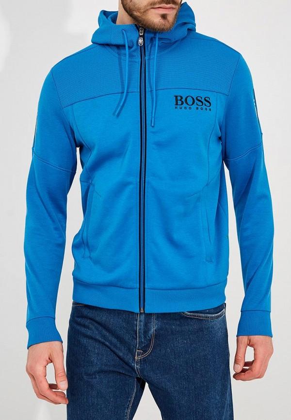 Толстовка Boss Hugo Boss Boss Hugo Boss BO010EMBHMK2 толстовка темно синяя hugo boss ут 00007191
