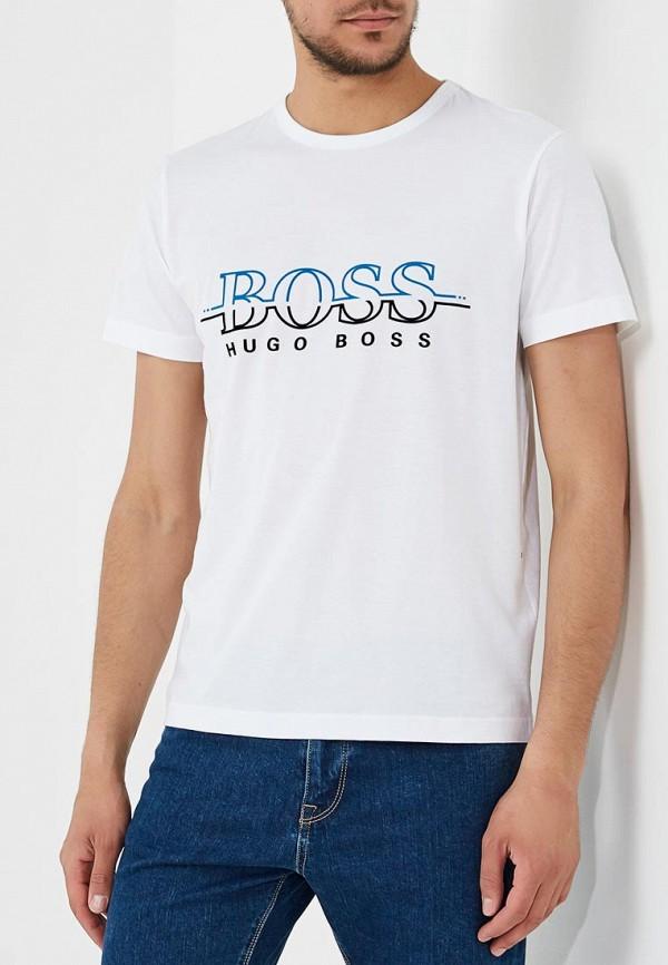 Футболка Boss Hugo Boss Boss Hugo Boss BO010EMBHMN1 олимпийка boss green boss green bo984emori97