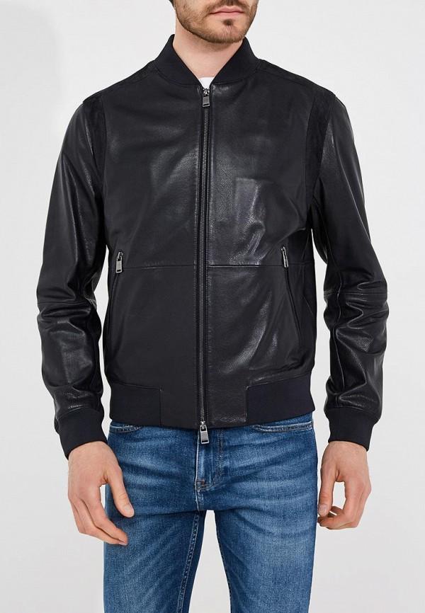 Куртка кожаная Boss Hugo Boss Boss Hugo Boss BO010EMBHNS4 куртка кожаная boss hugo boss boss hugo boss bo010embujx5