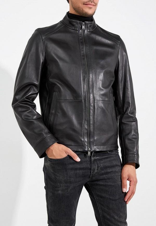 Куртка кожаная Boss Hugo Boss Boss Hugo Boss BO010EMBHNS5