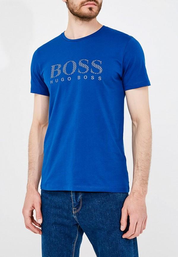 Футболка Boss Hugo Boss Boss Hugo Boss BO010EMBHNX3 чиносы boss hugo boss boss hugo boss bo010embujm8