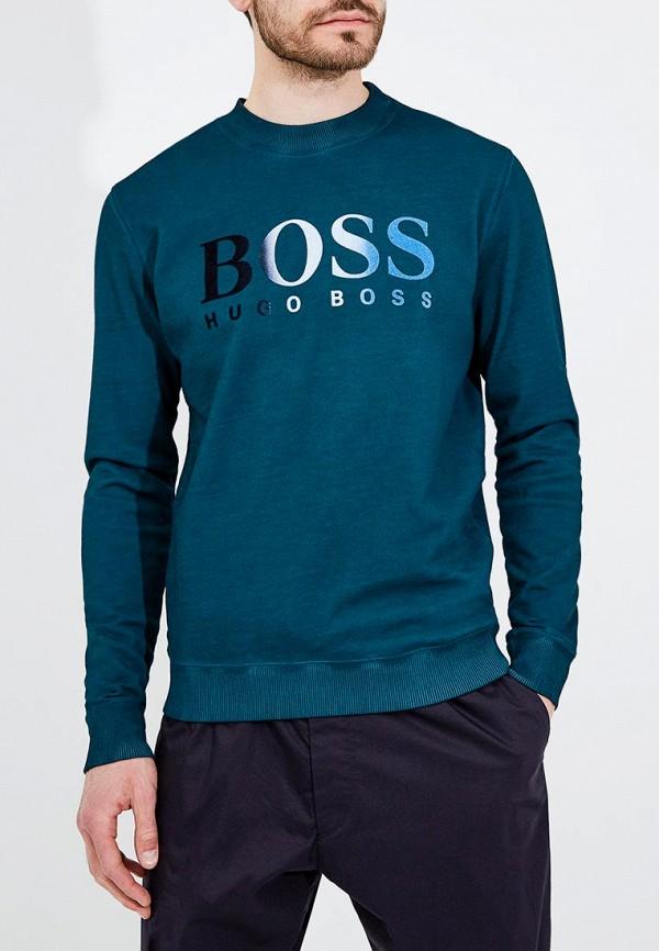 Свитшот Boss Hugo Boss Boss Hugo Boss BO010EMBHOM3 свитшот hugo hugo boss hugo hugo boss hu286embmsq6