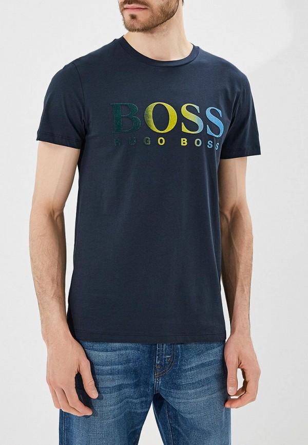 купить Футболка Boss Hugo Boss Boss Hugo Boss BO010EMBHOO0 по цене 4900 рублей