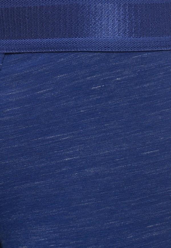 Фото 2 - мужские трусы Boss Hugo Boss синего цвета