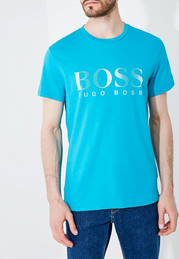 Футболка Boss Hugo Boss Boss Hugo Boss BO010EMBJCF1 чиносы boss hugo boss boss hugo boss bo246emtpu06