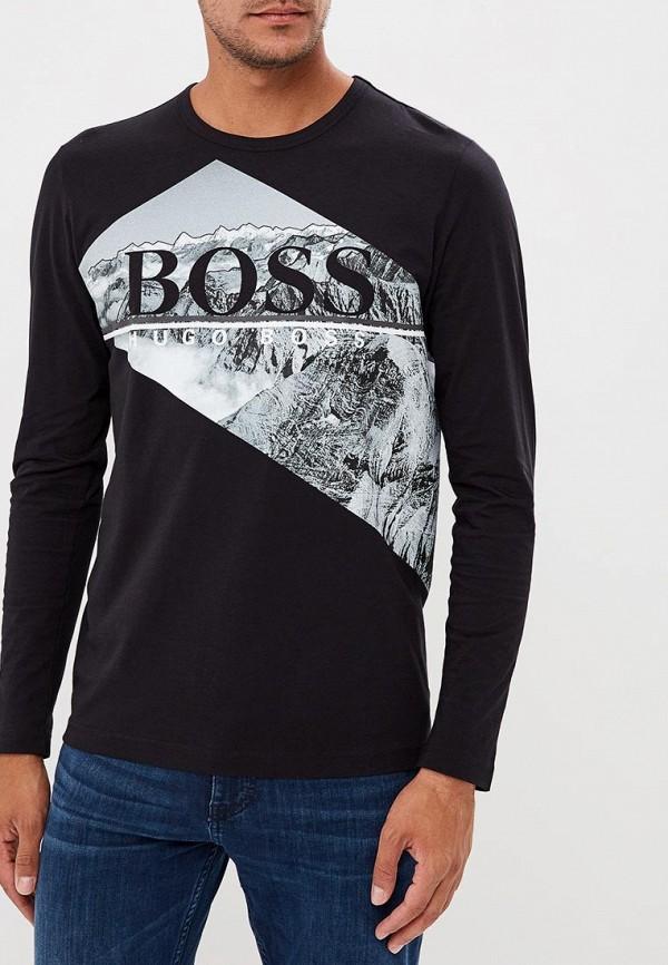 Лонгслив Boss Hugo Boss Boss Hugo Boss BO010EMBUJD9 чиносы boss hugo boss boss hugo boss bo246emtpu06