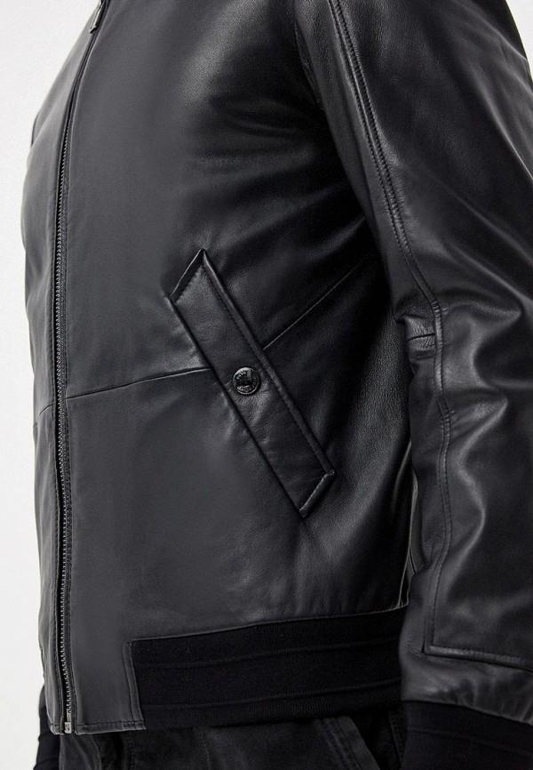 Куртка кожаная Boss Hugo Boss 50393039 Фото 5
