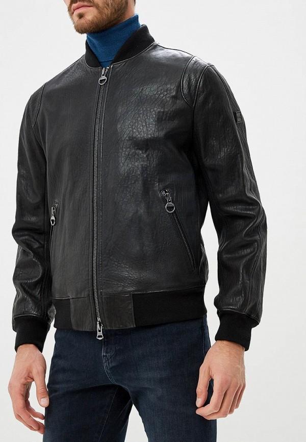 Куртка кожаная Boss Hugo Boss Boss Hugo Boss BO010EMBUJX5 куртка кожаная boss hugo boss boss hugo boss bo010embujx5