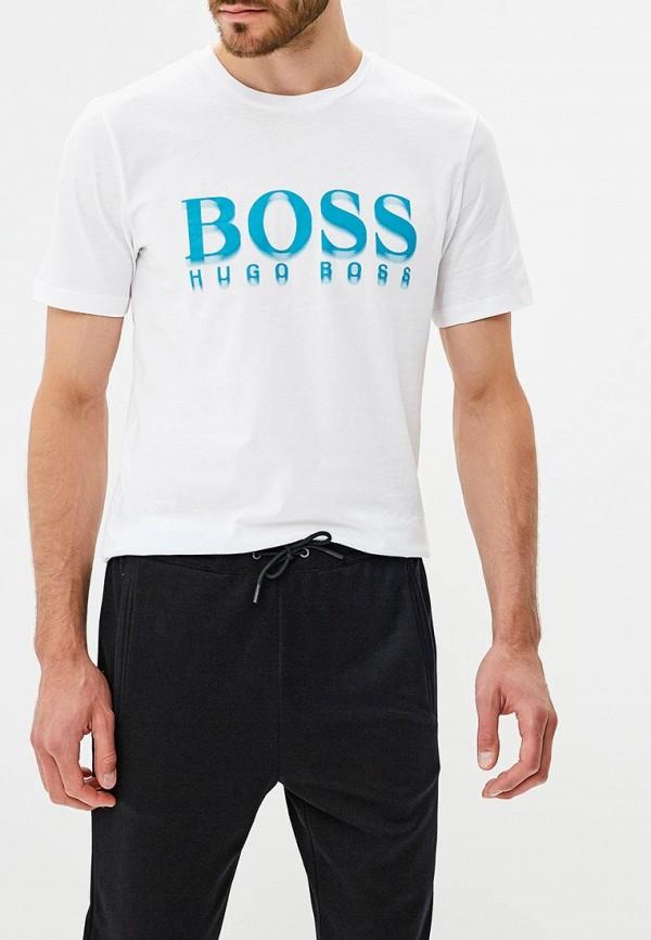 купить Футболка Boss Hugo Boss Boss Hugo Boss BO010EMBUKB5 по цене 4900 рублей