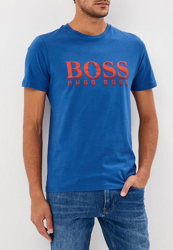 все цены на Футболка Boss Hugo Boss Boss Hugo Boss BO010EMBUKB8