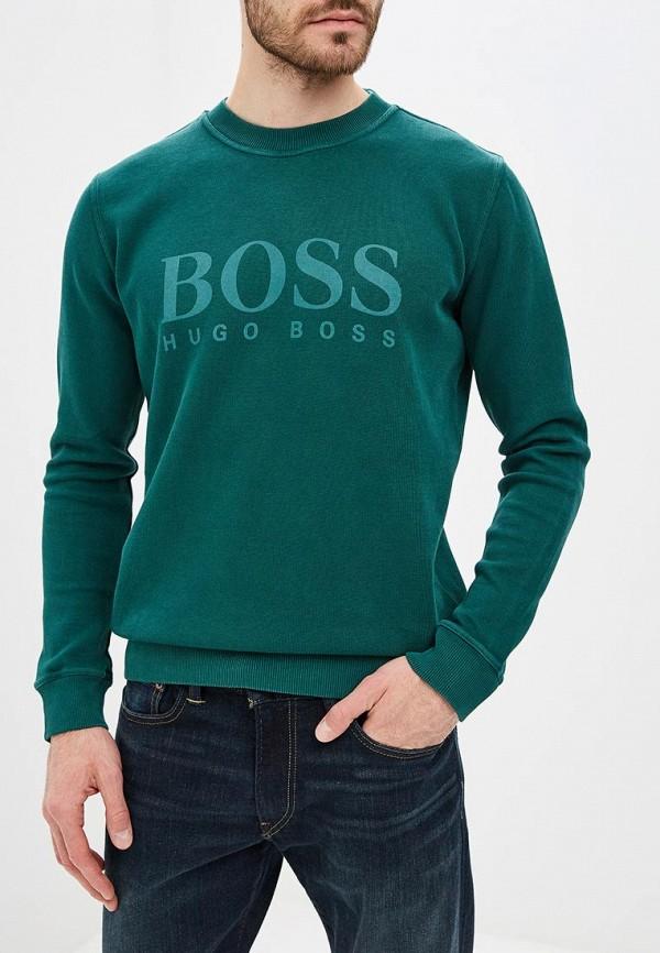 Свитшот Boss Hugo Boss Boss Hugo Boss BO010EMDDBE2 свитшот boss hugo boss boss hugo boss bo010emecwv5