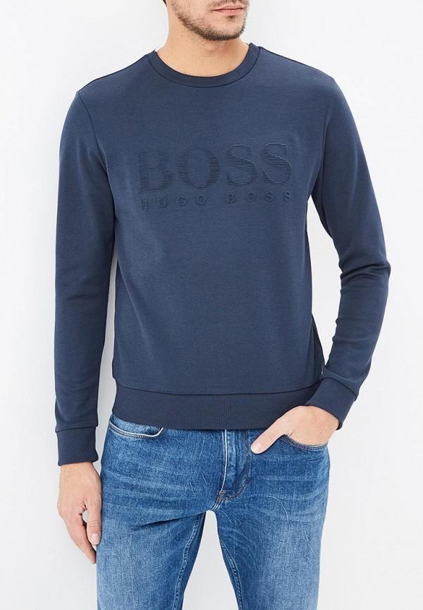 Свитшот Boss Hugo Boss Boss Hugo Boss BO010EMDDBF7 свитшот boss hugo boss boss hugo boss bo010emecwv5
