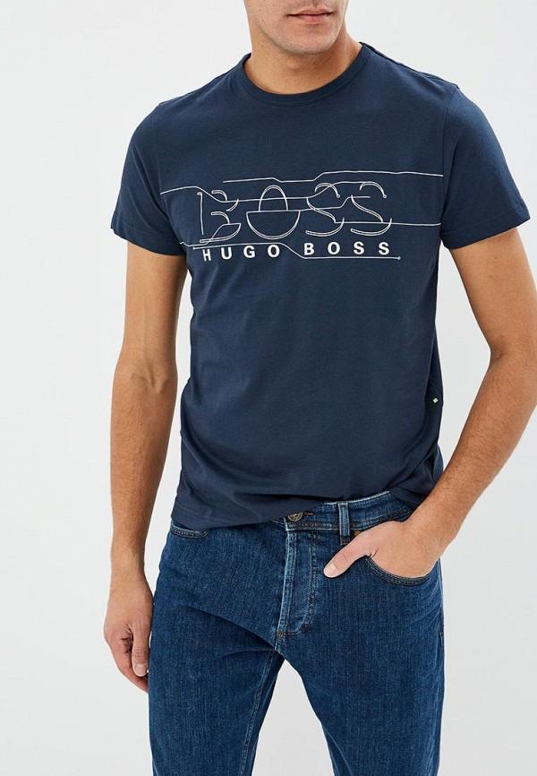 Футболка Boss Hugo Boss Boss Hugo Boss BO010EMDDBG9 футболка boss hugo boss boss hugo boss bo984emabc94