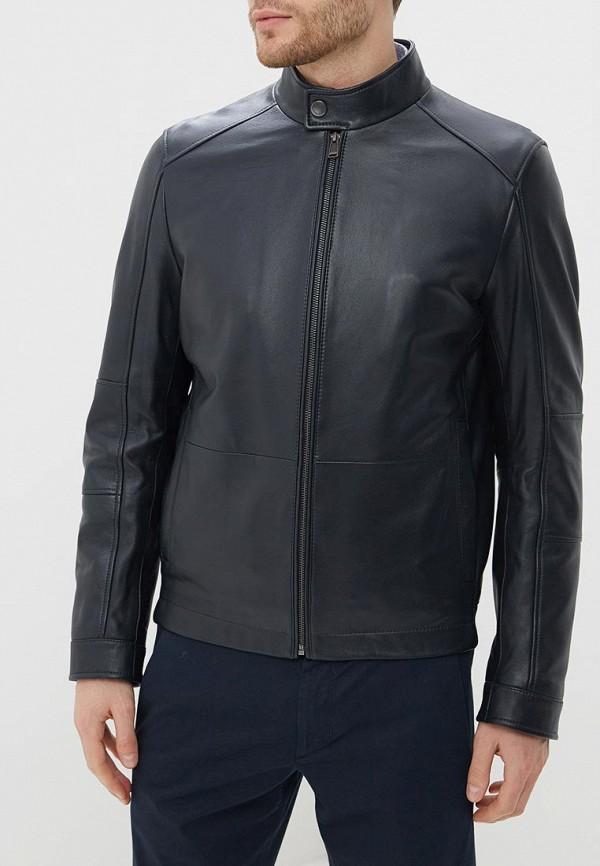 Куртка кожаная Boss Hugo Boss Boss Hugo Boss BO010EMDDEA9 куртка кожаная boss hugo boss boss hugo boss bo010embujx5