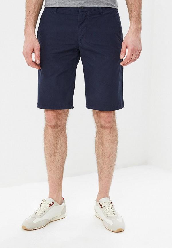 мужские повседневные шорты hugo boss, синие
