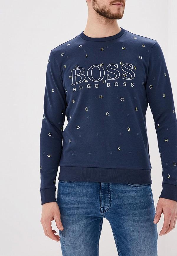 Свитшот Boss Hugo Boss Boss Hugo Boss BO010EMECWV6 водолазка boss hugo boss boss hugo boss bo010ewbukl5