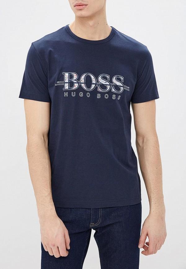Футболка Boss Hugo Boss Boss Hugo Boss BO010EMECWW8 футболка boss hugo boss boss hugo boss bo010embukb7