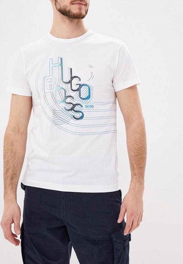 все цены на Футболка Boss Hugo Boss Boss Hugo Boss BO010EMECWY7 онлайн
