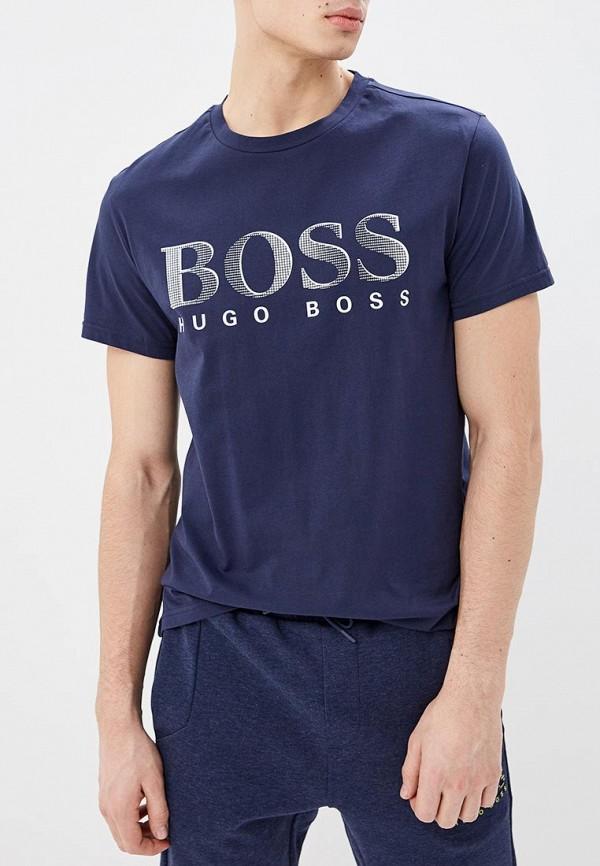 все цены на Футболка Boss Hugo Boss Boss Hugo Boss BO010EMECXE0 онлайн
