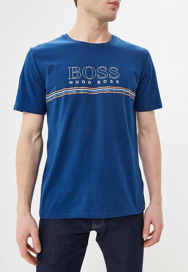 Футболка домашняя Boss Hugo Boss Boss Hugo Boss BO010EMECXG2 футболка boss hugo boss boss hugo boss bo456emahtm8