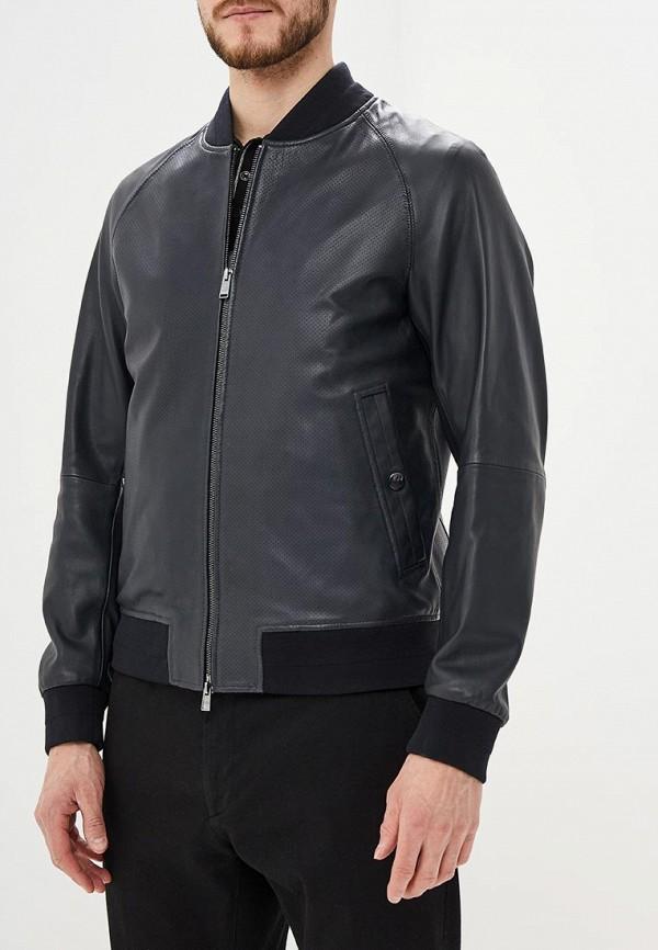 Куртка кожаная Boss Hugo Boss Boss Hugo Boss BO010EMECXM7 стоимость