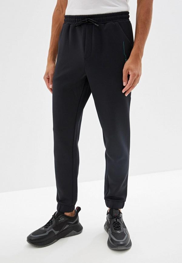мужские спортивные спортивные брюки hugo boss, черные