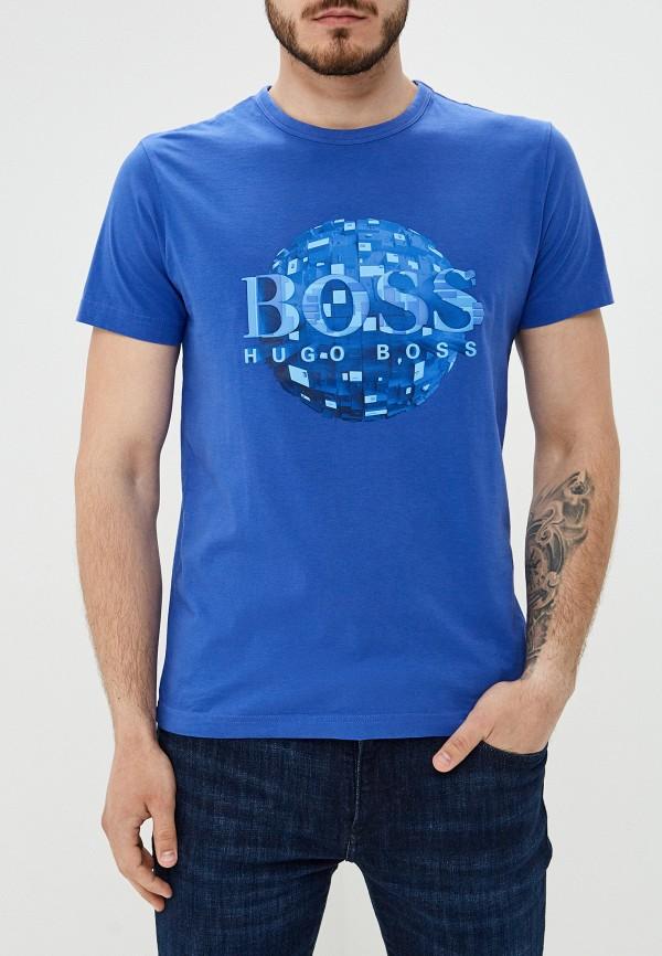 Футболка Boss Hugo Boss Boss Hugo Boss BO010EMFDJR9 цена и фото