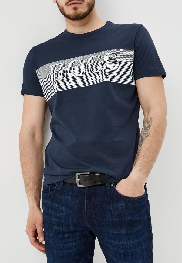 Футболка Boss Boss BO010EMFDJS5 футболка boss boss bo010emfwrn5
