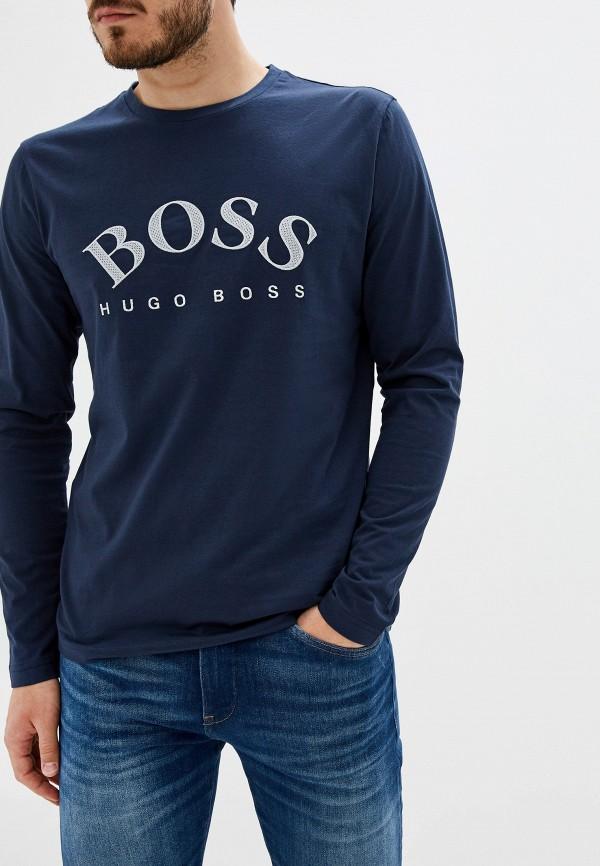 Лонгслив Boss Hugo Boss Boss Hugo Boss BO010EMFWRU2 лонгслив hugo boss