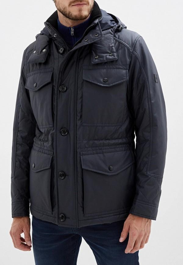 Куртка утепленная Boss Boss BO010EMFWRX7 boss green куртка с фактурной отделкой