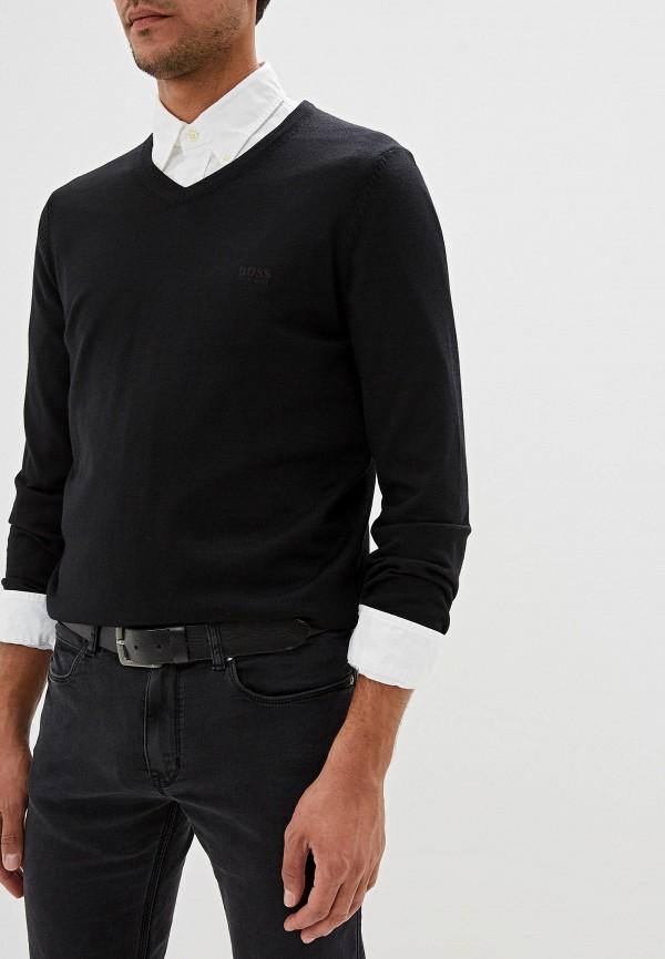 Пуловер Boss Hugo Boss Boss Hugo Boss BO010EMFWRZ5 пуловер hugo hugo boss hugo hugo boss hu286ewecxt8