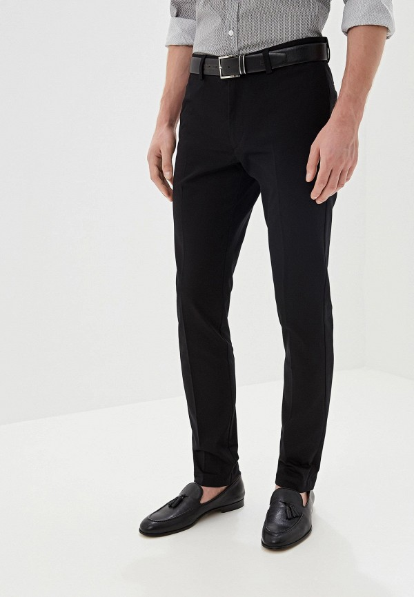 мужские брюки hugo boss, черные