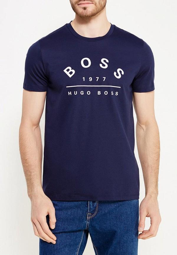 где купить Футболка Boss Hugo Boss Boss Hugo Boss BO010EMYVD32 по лучшей цене