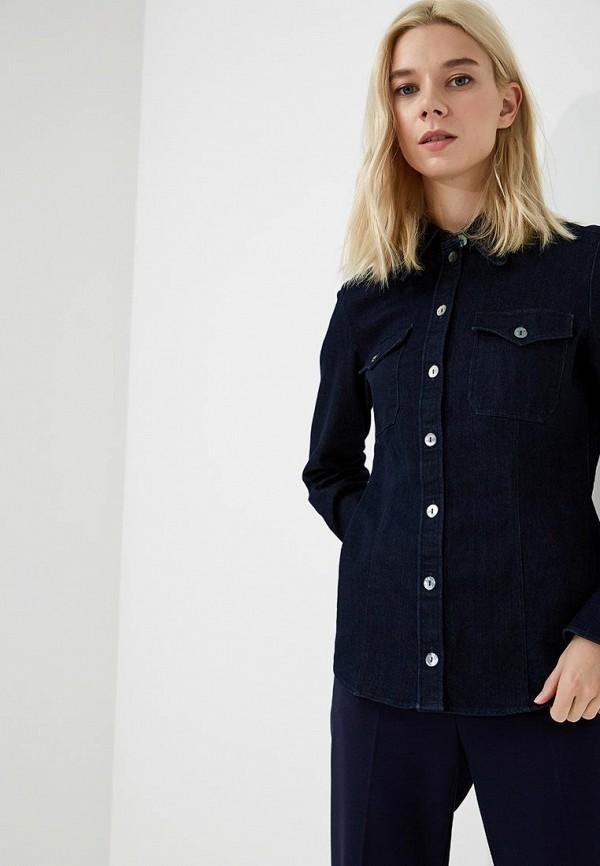 где купить Рубашка джинсовая Boss Hugo Boss Boss Hugo Boss BO010EWBHOS8 по лучшей цене