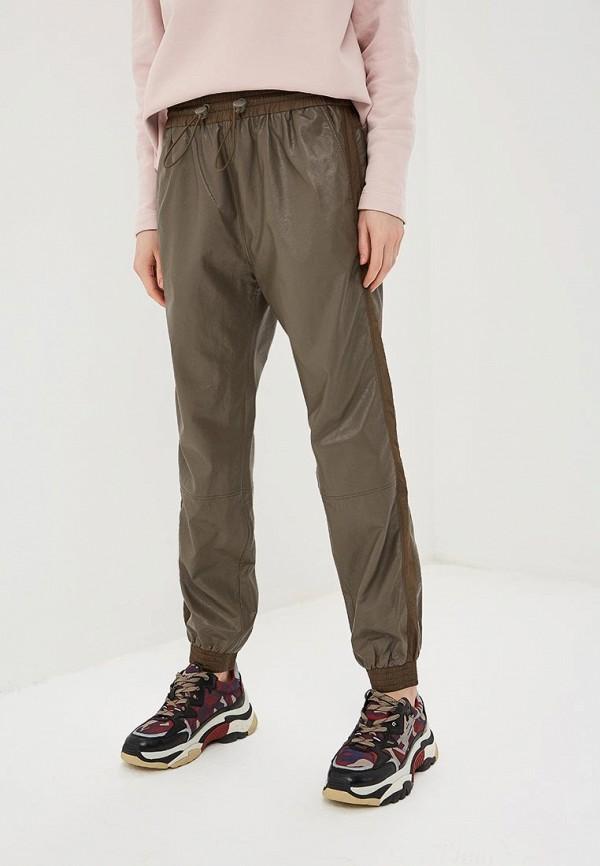 женские брюки hugo boss, серые