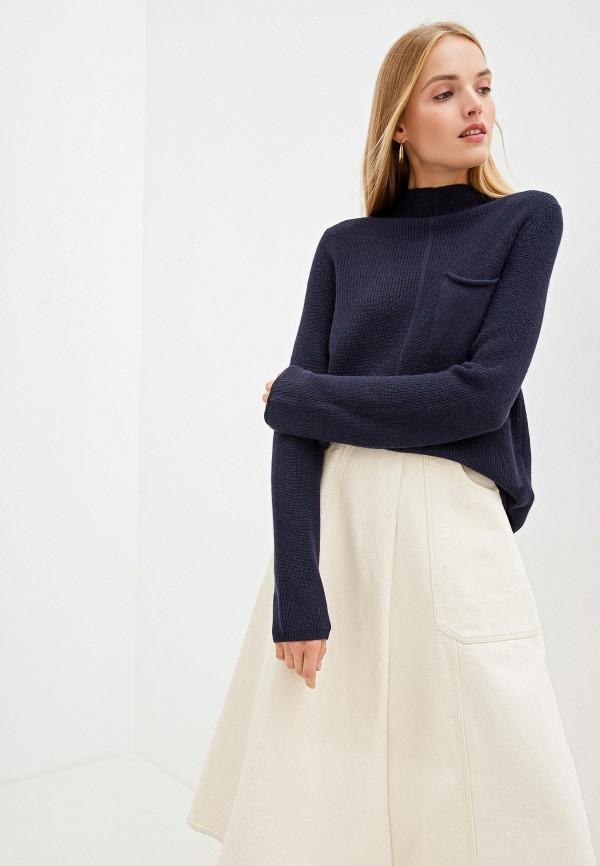 женский свитер boss, синий
