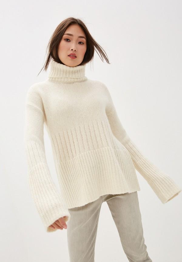 женский свитер boss, бежевый